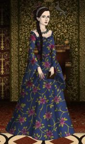 Jacquel Rassenworth Tudor Style
